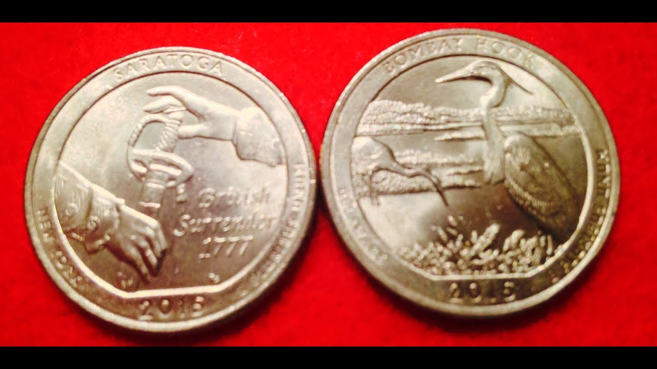 2015 Known Error Quarters- Varieties To Look For