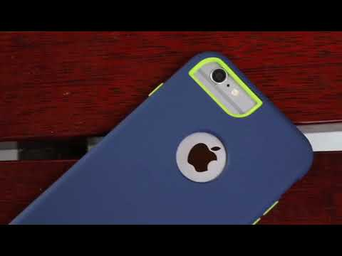 iicase Ultra Protection Case Installation & Take-off Guide