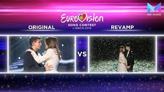 ESC 2018 - ORIGINAL vs. REVAMP