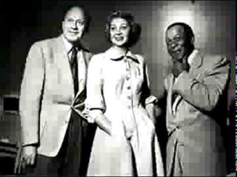 Jack Benny radio show 6/13/48 Don Wilson's Weight