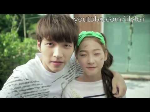 Hi School Love On BTS [Kim Sae Ron and Nam Woo Hyun]