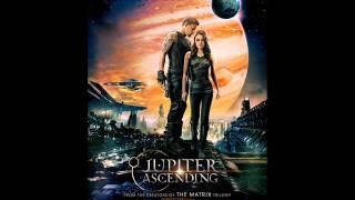 JUPITER ASCENDING - Soundtrack (2015)
