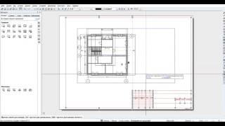 Видео урок по программе Allplan 2015 (7 Компоновка чертежа)
