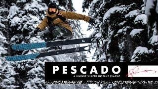 The 2018 LINE Pescado Skis by Eric Pollard -- An Award Winning, Entirely New Powder Ski