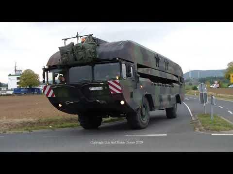 Bundeswehr Manöver Kalter