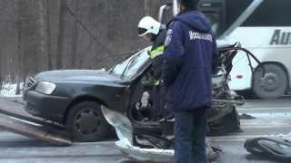 Выезд на ДТП  Минское шоссе, Кубинка  1 погибший