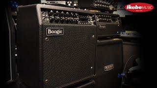 【IKEBE channel】試奏&解説:Mesa Boogie Mark-V Twenty-Five 1x10 Combo