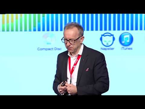 Peter Sany, President and CEO of TM Forum - Digital Transformation: Curse, Cure and Opportunity