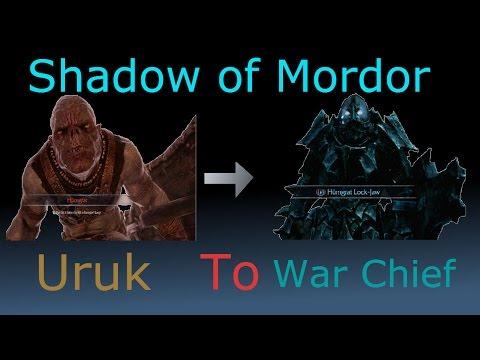 Shadow Of Mordor: Rising through the ranks