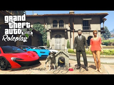 GTA 5 - AM DESCHIS SERVER | ROMANIA ROLEPLAY ELIT | POLITIST CORUPT SAU CINSTIT?