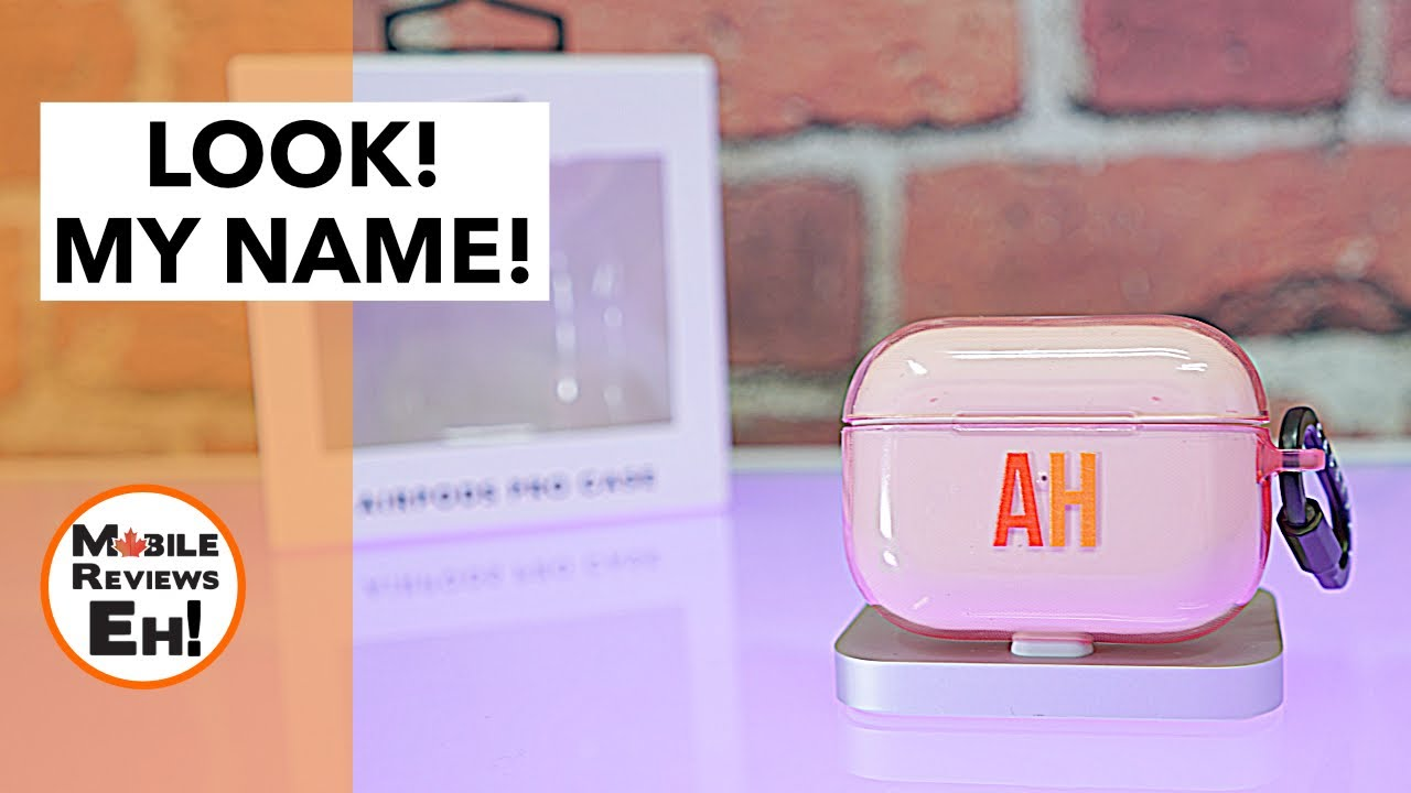 Stand Out Casetify Custom Airpod Pro Case Review Youtube