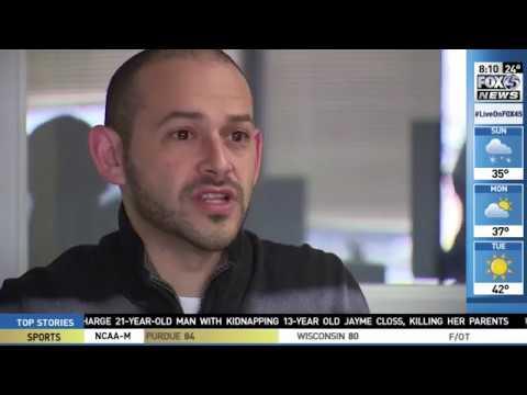 COO Micheal Silberman of Amatus Health on Fox 45 News in Baltimore