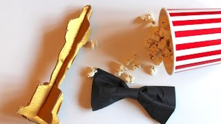 Oscars craft activities: How to make your own Oscar
