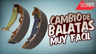Video COMO CAMBIAR BALATAS TRASERAS download MP3, 3GP, MP4, WEBM, AVI, FLV Oktober 2018