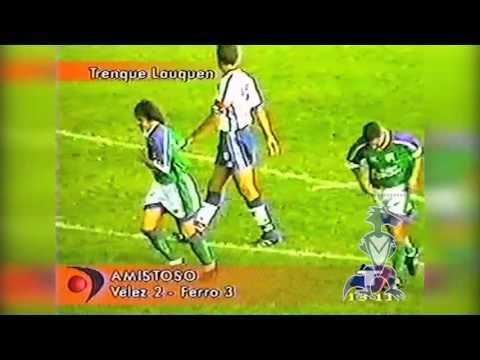 TN Deportivo | Velez 2 Vs Ferro 3 | Copa Clasico Oeste 98