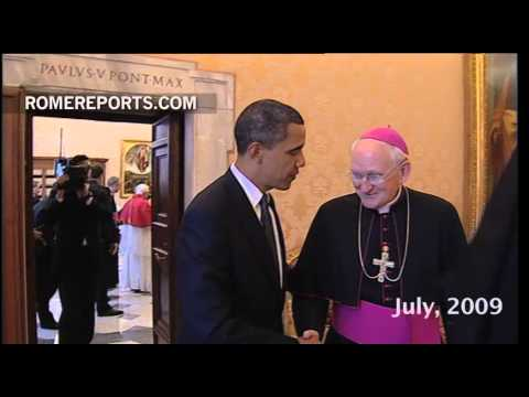 U.S President Barack Obama to meet with Pope Francis at the Vatican