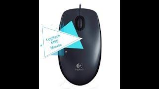 NO ADS* Logitech M90 most basic mouse eng review