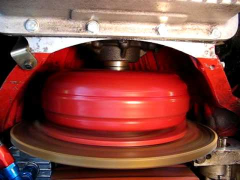 Torque Converter Symptoms >> Torque Converter Pushing Thrust Bearing