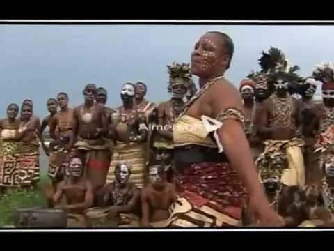 Groupe Folklorique Bambuli Et Bitebwe Hemba De Kongolo RDC