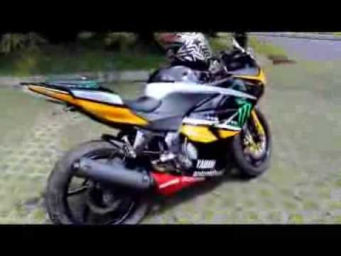 contoh vixion modif ninja 250