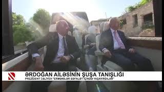 Recep Tayyip Erdoğan - İlham Əliyev - KLASSEN Luxury VIP Sprinter - Staatskarossen - Made in Germany