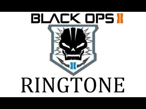 Call of Duty Black Ops 2 Ringtone + Download Link