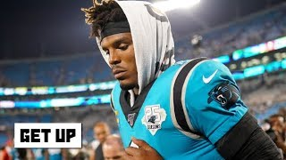 We are seeing the end of Cam Newton's time with the Panthers – Dan Orlovsky | Get Up