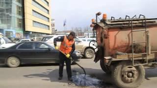 Ремонт дорог в Иркутске(, 2016-04-07T05:33:00.000Z)