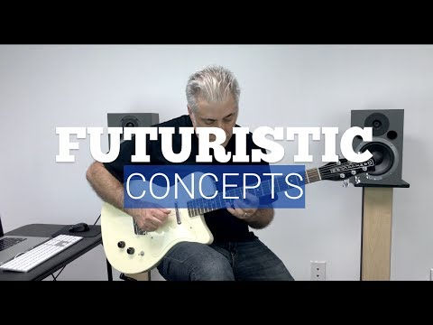Futuristic Guitar Concepts | Theory and Application