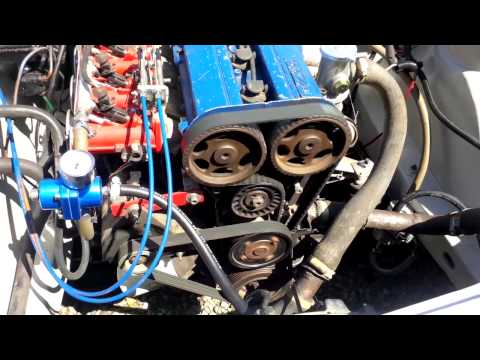 2.0l zetec on throttle bodies in ford p100