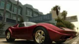 Midnight Club Los Angeles: Hollywood Tour