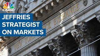 """David zervos, chief market strategist at jefferies and liz young, bny mellon investment management, join """"closing bell"""" to talk about the markets.for access ..."""