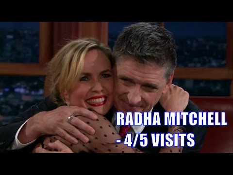 """Radha Mitchell - """"What Do You Look For In A Man?"""" - 4/5 Appearances [Good Quality]"""