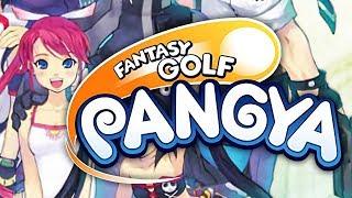 Pangya: Fantasy Golf (PSP) - #2 Hana (1)
