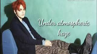 Gerard Way - Dasher (Lyrics)