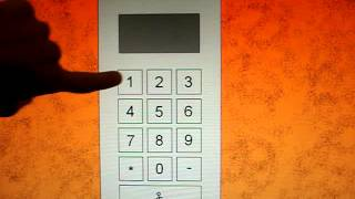 Animated: Schindler Miconic 10 High-Speed Elevators at Marriott Shepherd City Hotel