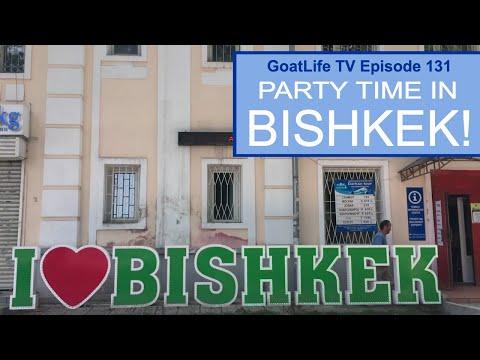 Too Many Bars in Bishkek! A Few Days in Kyrgyzstan's Capital