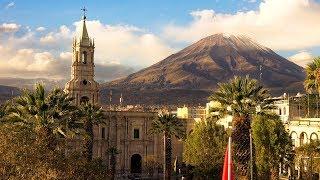 Historic Arequipa, Peru in 4K Ultra HD