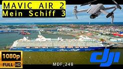 MEIN SCHIFF 3 in Cuxhaven