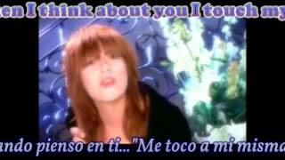 Divinyls-I touch myself Subtitulada Ingles-Español