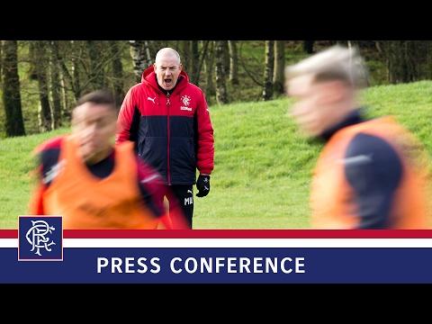 PRESS CONFERENCE   Mark Warburton   10 Feb 2017