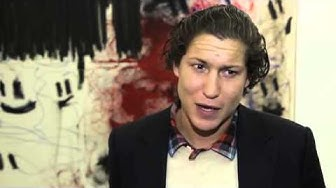 New York based curator and art dealer Vito Schnabel