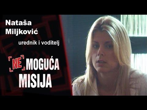 Nemoguća misija - Nataša Miljković