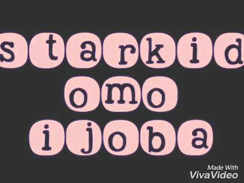 Download STAKID OMO IJOBA
