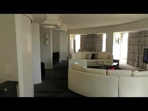 Planet Hollywood high Roller Suite Vegas Strip 2 Bedroom suite