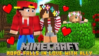 Minecraft - Little Kelly Adventures : ROPO HAS A CRUSH ON SOMEONE!