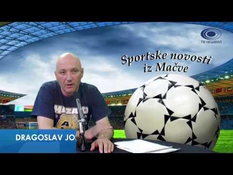 Sportske novosti iz Mačve-Radio Nešvil 03.04.2017.