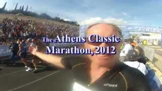 The Athens Classic Marathon, 2012; Race Highlights