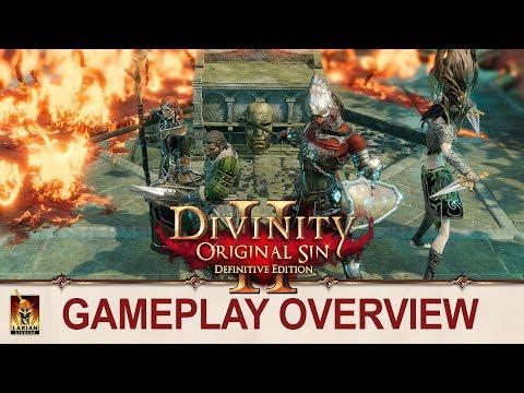 Divinity: Original Sin 2 – Gameplay Overview