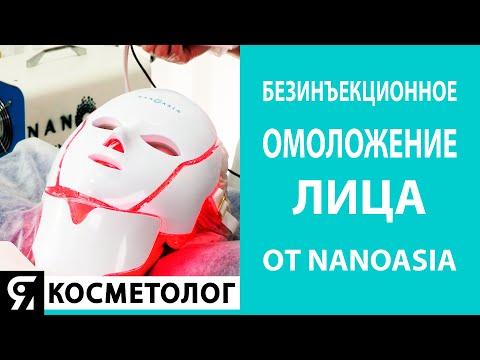 Безинъекционное омоложение лица от Nanoasia